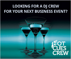 Looking for a DJ crew who dig conceptual business events?