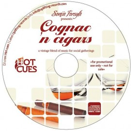 Soniie Forsyte - Cognac and cigars